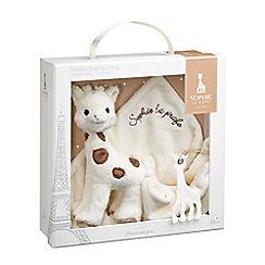Sophie la girafe - Cherie Comforter in Gift Box