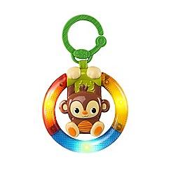 Bright Starts - Shake & Glow Monkey