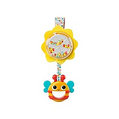 Bright Starts - Spin & Rattle Bee