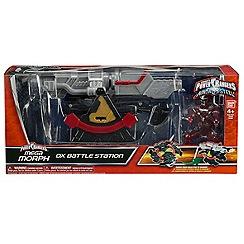 Power Rangers - Ninja Steel Mega Morph Battle Station