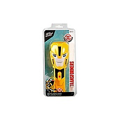 Transformers - Bumblebee Moulded Flash Light