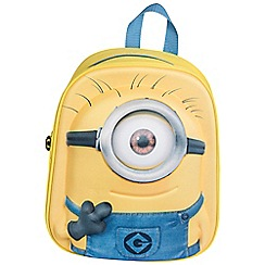 Despicable Me - Minions Backpack with 1 Eye