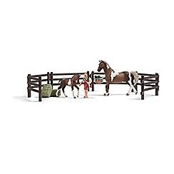 Schleich - Horse Feeding Playset - 21049