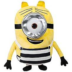 Despicable Me - 3 Stuart Plush Backpack