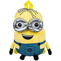 Despicable Me - 3 Dave Plush Backpack