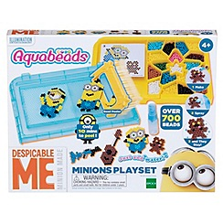 Aqua beads - Minions Playset