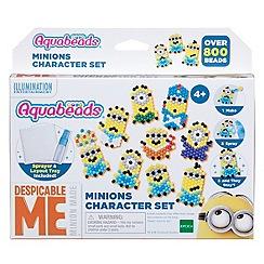 Aqua beads - Minions Character Set