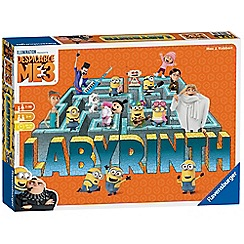 Despicable Me - 3 Labyrinth