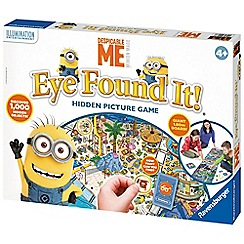Despicable Me - Eye Found it!