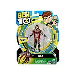 Ben 10 - Hex Action Figure