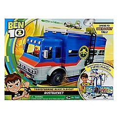 Ben 10 - Rust Bucket Playset