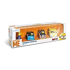 Despicable Me - 1:43 scale Minions Vehicles