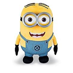 Despicable Me - 3 Minion Dave Jumbo Talking Plush