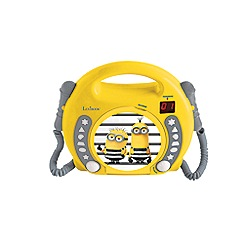 Despicable Me - CD player with Microphones