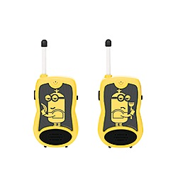 Despicable Me - Walkie Talkies - 100m