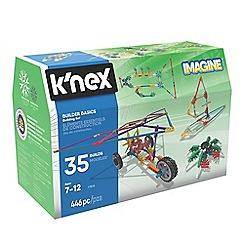 K'Nex - Imagine Builder Basics 35 Model Construction Building Set