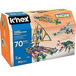 K'Nex - Imagine Classic Constructions 70 Model Building Set