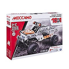 Meccano - 10 Model Set - Truck