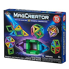 Cra-Z-Art - Magcreator 15 Piece Building Set