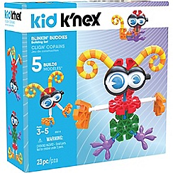 K'Nex - Blinkin Buddies Junior Building Set