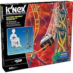 K'Nex - Thrill Rides Electric Inferno Roller Coaster Building Set