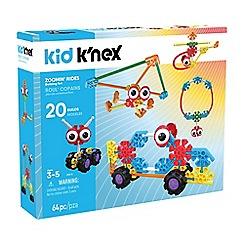 K'Nex - Zoomin Rides Junior Building Set
