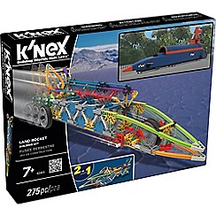 K'Nex - Imagine Land Speed Rocket Car Building Set
