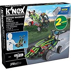 K'Nex - Imagine Revvin' Race car 2-In-1 Construction Building Set