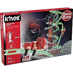 K'Nex - Thrill Rides Web Weaver Roller Coaster Building Set