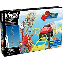 K'Nex - Thrill Rides Sky Sprinter Building Set
