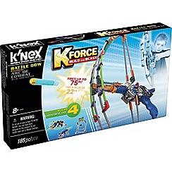 K'Nex - K-Force Battle Bow Blaster Building Set
