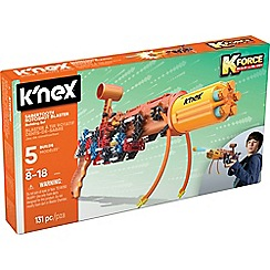 K'Nex - K-Force Sabretooth Roto Shot Blaster Building Set