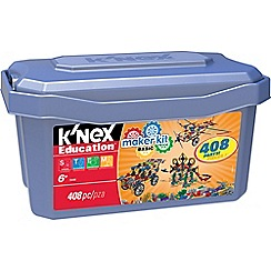 K'Nex - Stem 50 Model Building Construction Maker Kit
