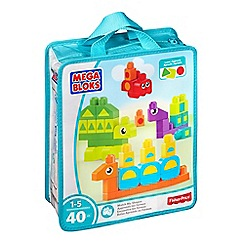 Mega Bloks - Building Basics Match My Shapes
