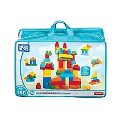 Mega Bloks - First Builders Deluxe Building Bag