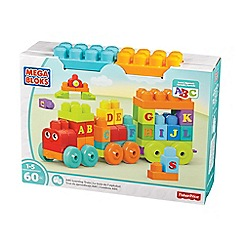 Mega Bloks - Building Basics Abc Learning Train