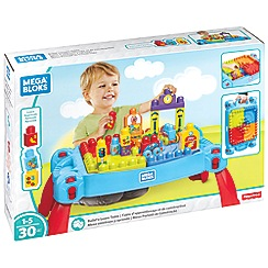 Mega Bloks - Build 'N Learn Table - Classic