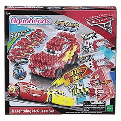 Aqua beads - Cars Lightening McQueen