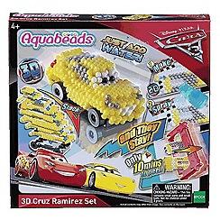 Aqua beads - Cars 3d Cruz