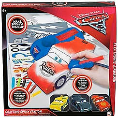 Disney Cars - 3 Airbrush Studio Deluxe