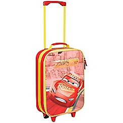 Disney Cars - 3 Rigid Trolley Case