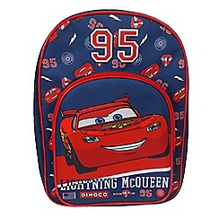 Disney Cars - Lightning McQueen Backpack
