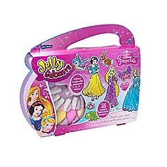 Disney Princess - Jelly Stickers
