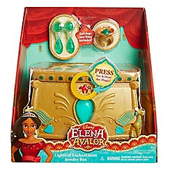 Disney Princess - Elena Lights of Enchantment Jewellery Box