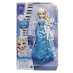 Disney Frozen - Play-A-Melody Gown