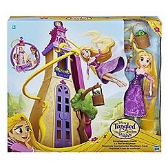 Disney Princess - Tangled the Series Swinging Locks Castle