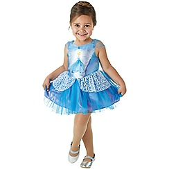 Disney Princess - Ballerina Cinderella Costume - Small