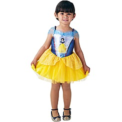 Disney Princess - Ballerina Snow White Costume - Small
