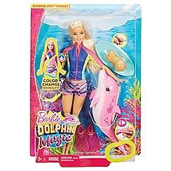 Barbie - Dolphin Magic Snorkel Fun Friends