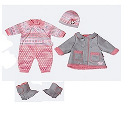 Baby Annabell - Cold Days Deluxe Dress-up Set
